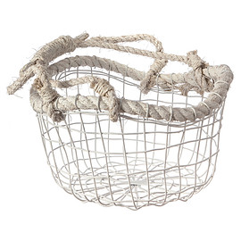PUEBCO, プエブコ - ROPE BASKET (large)