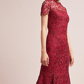 Anthropologie - Rowena Lace Dress