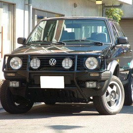 Volkswagen - Golf Country