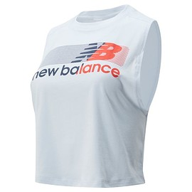 New Balance - Women's Relentless Crop Novelty Tank