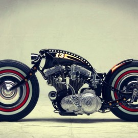 HARLEY DAVIDSON - SPORSTER BY ART OF RACER