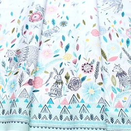 Dashwood Studio - Boho Meadow BOHO 1373 Border Print