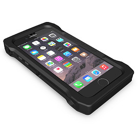 Juggernaut.Case™ - IMPCT for iPhone 8 Plus - Gun Metal Grey