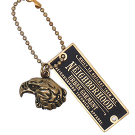 NEIGHBORHOOD - NEIGHBORHOODEAGLE.CHARM/B-MASASCULP[キーホルダー]GOLD290-002218-018-【新品】