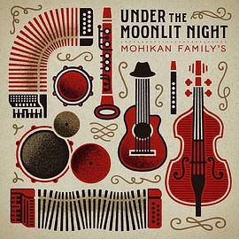Mohikan Family's - UNDER THE MOONLIT NIGHT