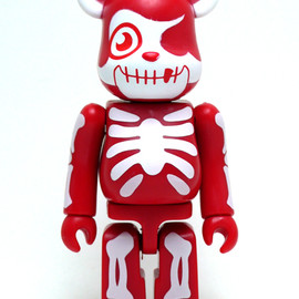 MEDICOM TOY - BE@RBRICK SERIES 7 HORROR 【BALZAC】