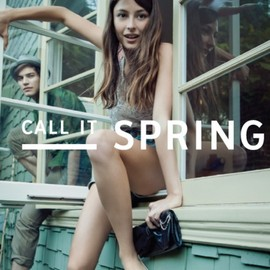 CALL IT SPRING - AD