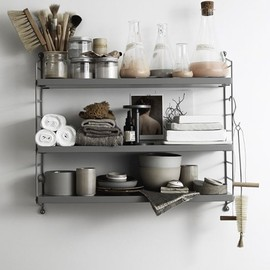 Josefin Hååg string pocket shelf