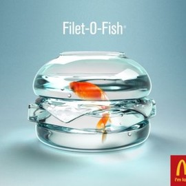 McDonald's - filet-O-fish