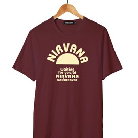 UNDERCOVERISM - NIRVANA T Bordeaux