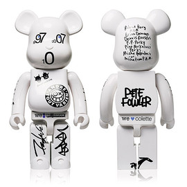 MEDICOM TOY, Colette - Colette's 10th anniversary 1000% BE@RBRICK