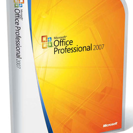 Microsoft - Office 2007 Professional