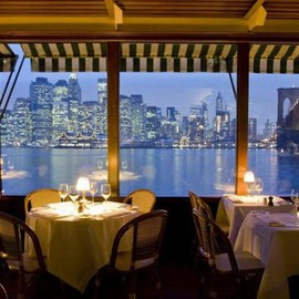 Brooklyn - Best Restaurant ever - River Cafe in Brooklyn NY