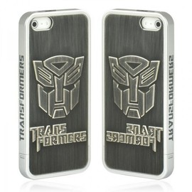 alanatt - Transformers iPhone 5 Metal Protective Case