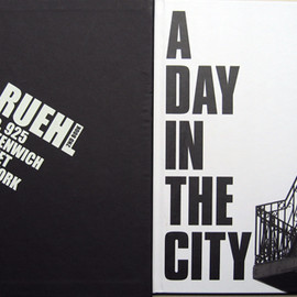 Bruce Weber - RUEHL 2nd Book: A DAY IN THE CITY, Limited 250 Copies