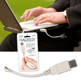 Fred & FRIENDS - HACKED!™  2GB USB flash drive