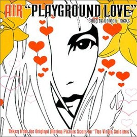 Air - Playground Love [12 inch Analog]