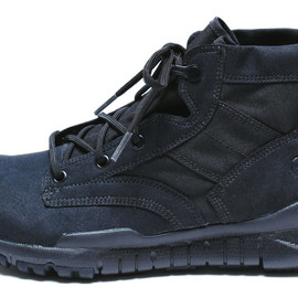 NIKE, uniform experiment - SFB MID