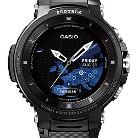 CASIO - WSD-F30