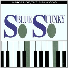 Various Artists - So Blue So Funky