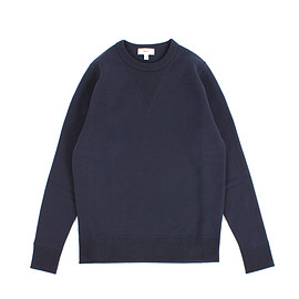 HYKE - [HYKE] SWEAT LONG SLEEVE SHIRT 12043