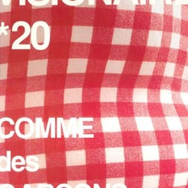 Visionaire - Visionaire No.20 The Comme Des Garcons Issue