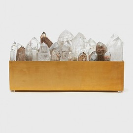 The Dreslyn Home - Rectangle Crystal Point Light Box