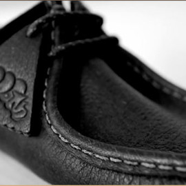 Clarks - x Clarks Originals Collaboration Wallabee.