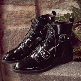 Marc Jacobs - Marc Jacobs Taylor Double Strap Ankle Boots