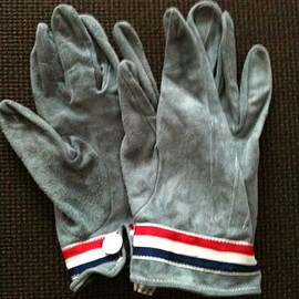 thom browne - gloves