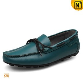 CWMALLS - Mens Leather Moccasin Loafer Shoes CW740329