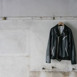 DIGAWEL - Leather Jacket