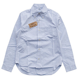 Workers - BD Shirt, Graph Check