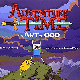 Harry N. Abrams - Adventure Time: The Art of Ooo