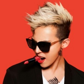 G-DRAGON - Photo by xxxibgdrgn_