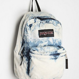 JanSport - Jansport Acid Washed Denim Backpack