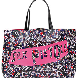 MEDICOM TOY - MLE SEX PISTOLS God Save The Queen 2 TOTE BAG