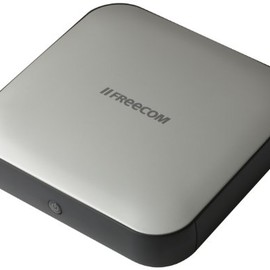 Freecom - Freecom Hard Drive Sq 外付ハードディスク 3TB 3.5インチ USB3.0 36415 reddot design award winner 2012