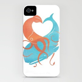 society6 - Hug It Out iPhone Case
