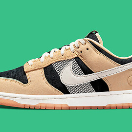 NIKE - Dunk Low SE - Pale Vanilla/Sail/Black/Silver Pine