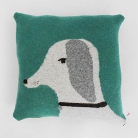 Donna Wilson - Dog Cushion - Jade