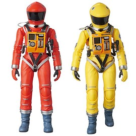MEDICOM TOY - MAFEX: 2001: a space odyssey SPACE SUIT