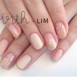 virth+LIM - wedding nail