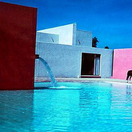 Luis Barragan - San Christobal Stables, Mexico