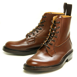 Tricker's - Burford Beechnut Burnished Calf