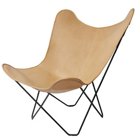 Cuero - BFK Chair Natural Leather