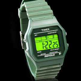 TIMEX - 80 SOLID GREEN