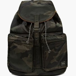 Porter - Tanker 30th Anniversary Camo Print Backpack