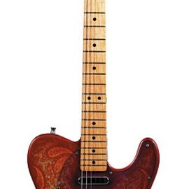 Fender USA - '68 Fender Telecaster in Pink Paisley
