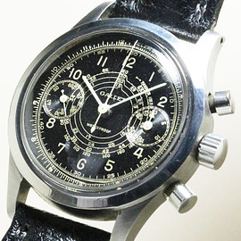 Gallet - Minute Recorder Chronograph